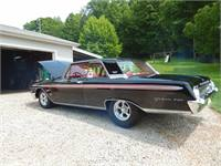 1962 Ford Galaxie 500 (406 – 4 Barrell – 4 Speed; B code)
