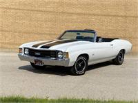 CONVERTIBLE UPGRADED SUSPENSION 383 5 SPEED MANUAL