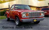 1978 Lil Red Express Pickup Truck