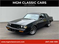 1987 Buick Regal BRAND NEW GN-ONLY 139 ORIGINAL MILES- ORIGINAL