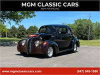 1938 Ford Deluxe CLUB COUPE HEMI POWERED