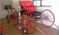 1800s Horse Drawn Buggy