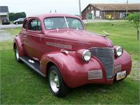 1939 Chevy. Coupe