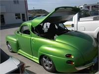 1941 Ford rear engine Custom Coupe
