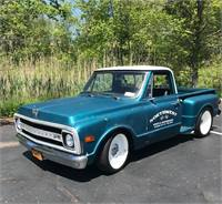 1969 Chevy C-10 Step-Side