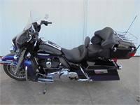 2010 Harley Davidson FLHTK Electra Glide Ultra Ltd