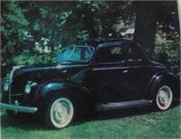 Original Parts for 1939 Ford Standard Coupe