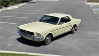 1965 Ford Mustang RESTORED VINTAGE CLASSIC POWER BRAKES