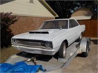 1969 Dodge Dart Race only! New, never driven todate! Sell or trade..